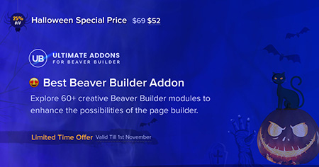Ultimate-Addons-for-Beaver-Builder-halloween-sale