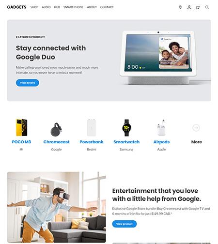 Ultra-Gadget-WordPress-Theme