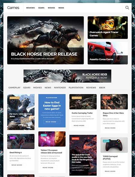 Ultra-Games-WordPress-Theme