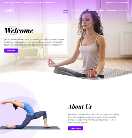 Ultra-Yoga-Skin-For-Ultra-WordPress-Theme
