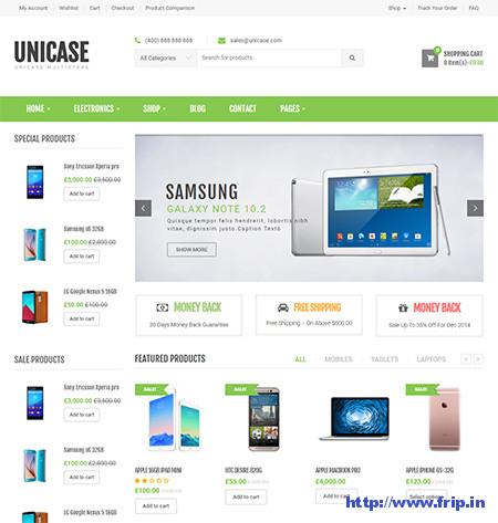 Unicase-Electronics-Store-Theme
