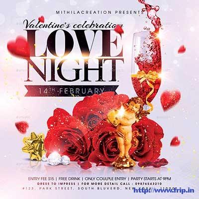 Valentine-Flyer