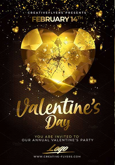 Valentiness-Day-Flyer-Templates