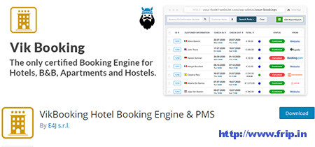 Vik-Booking-For-WordPress