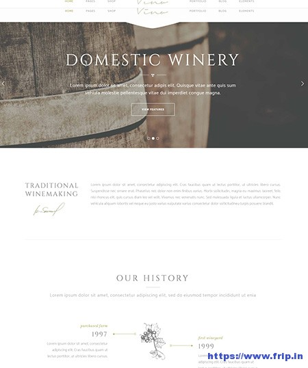 Vino-Winery-&-Vineyard-WordPress-Theme