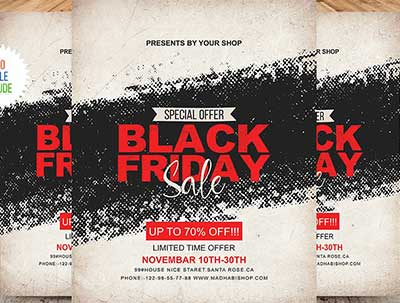 Vintage-Black-Friday-Sale-Flyer