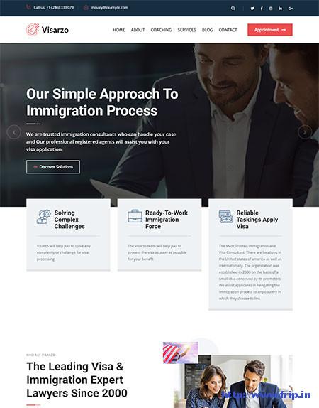 Visarzo-Immigration-&-Visa-Consulting-Theme