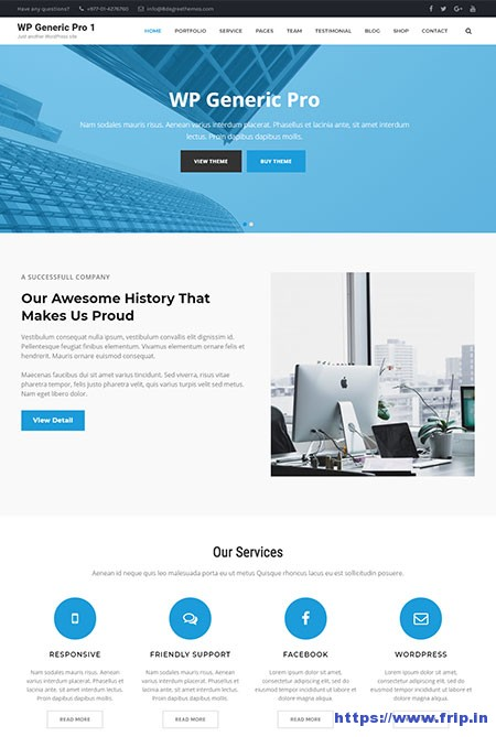 WP-Generic-Pro-WordPress-Theme