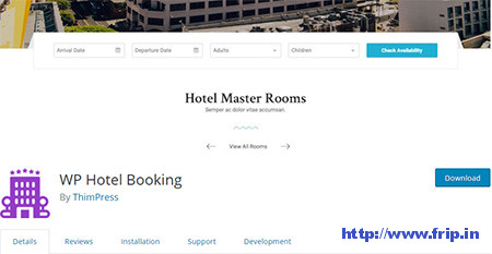 WP-Hotel-Booking-Plugin
