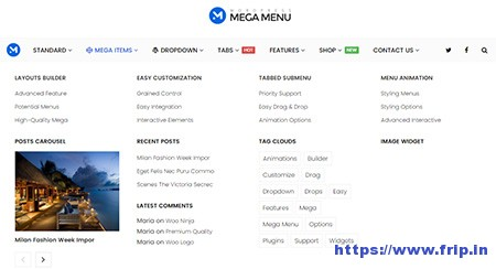WP-Mega-Menu-WordPress-Plugin