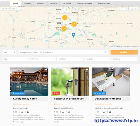 WP-Real-Estate-Pro-WordPress-Plugin