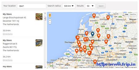WP-Store-Locator-Plugin