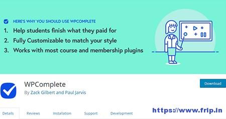 WPComplete-WordPress-Plugin