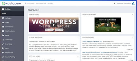 WPShapere-WordPress-Admin-Theme
