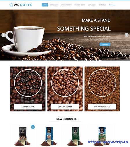 WS-Coffee-WordPress-Theme