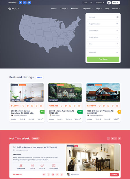 Wealthy-Multipurpose-Real-Estate-WordPress-Theme