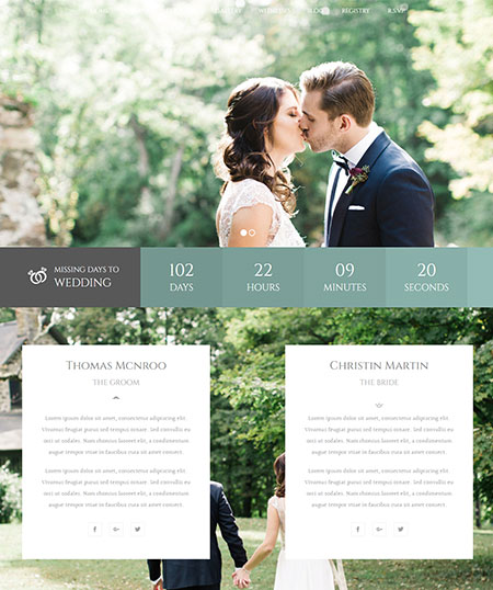 Wedding-Industry--Multipurpose-Wedding-Theme