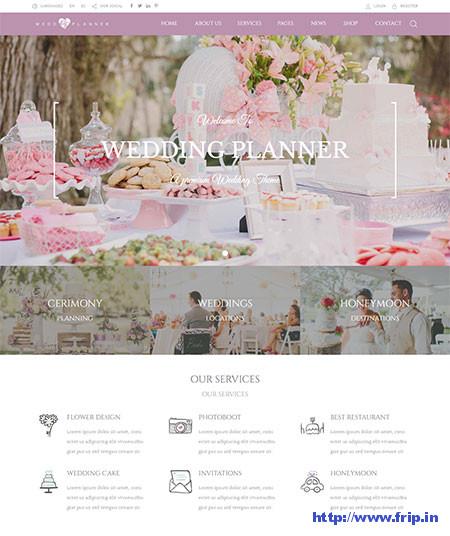 Wedding-Industry-WordPress-Theme