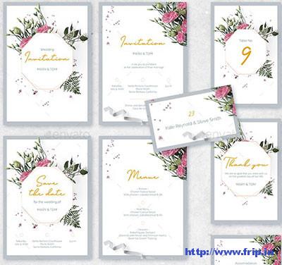 Wedding-Invitation-Set