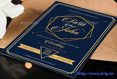 Wedding-Invitation template