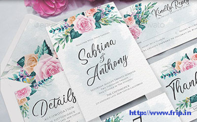Wedding-Invitation-template