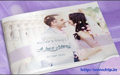 Wedding-Photo-Album-Template