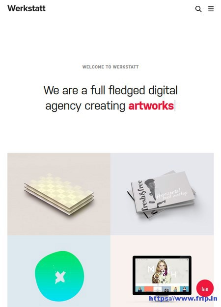 Werkstaat-Creative-Portfolio-Theme