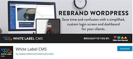 White Label WordPress Plugins