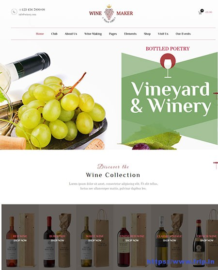 Wine-Maker-WordPress-Theme