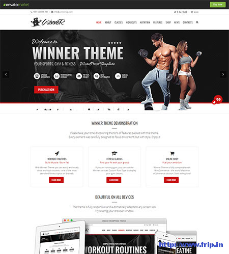 Winner-Fitness-&-Gym-WordPress-Theme
