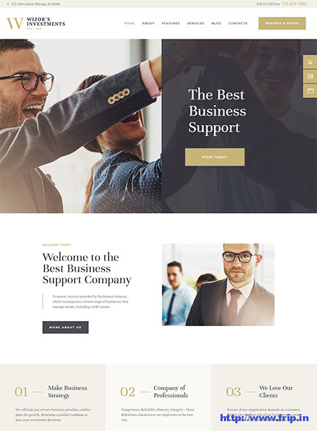 Wizors-Investments-Insurance-WordPress-Theme