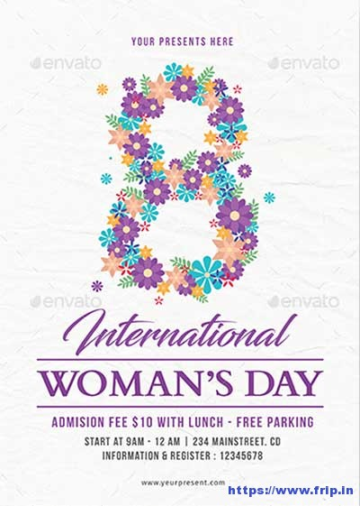 Womens-Day-Flyer