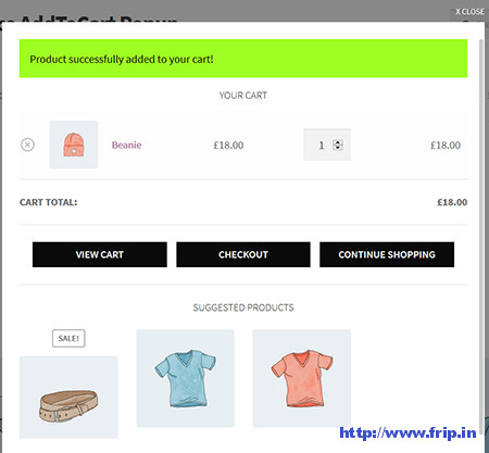 WooCommerce-Added-To-Cart-Popup