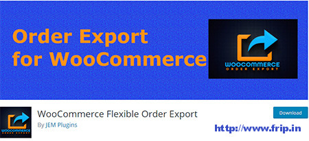 WooCommerce-Flexible-Order-Export