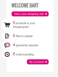 WooCommerce-My-Account-Widget