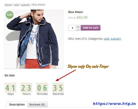 woocommerce countdown plugin