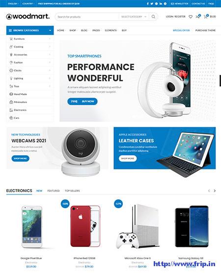 WoodMart-Multipurpose-eCommerce-Theme