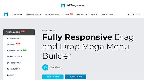 WordPress-Mega-Menu-Plugin