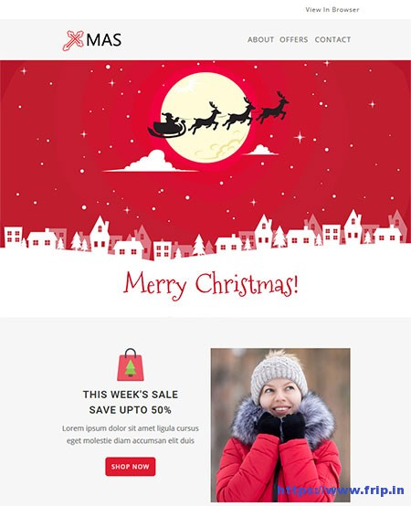 Xmas-Christmas-Email-Template-With-Stampready-Builder