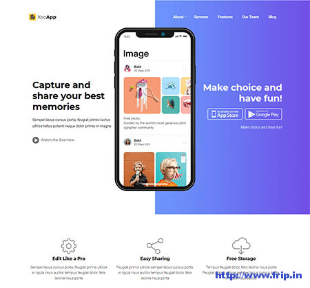 XooApp-App-Landing-Page-WordPress-Theme
