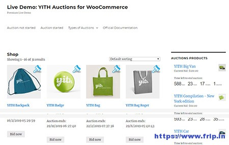 YITH-Auctions-For-WooCommerce-Plugin