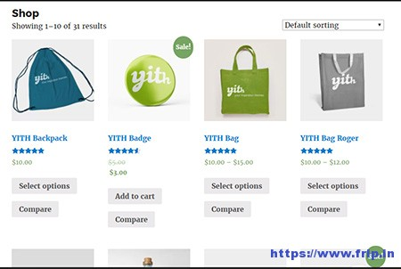 YITH-WooCommerce-Compare-Plugin