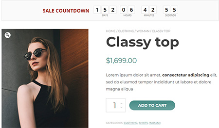 YITH WooCommerce Product Countdown Plugin