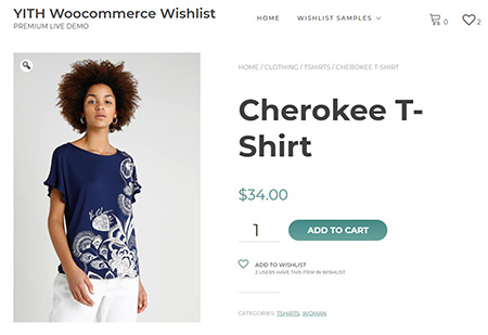 YITH-WooCommerce-Wishlist-Plugin