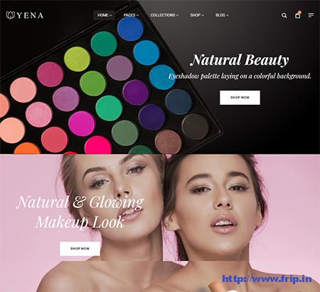 Yena-Cosmetic-WooCommerce-Theme