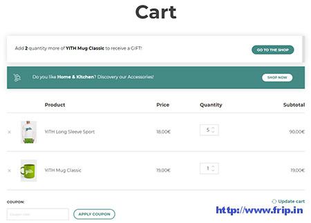 Yith-WooCommerce-Cart-Messages