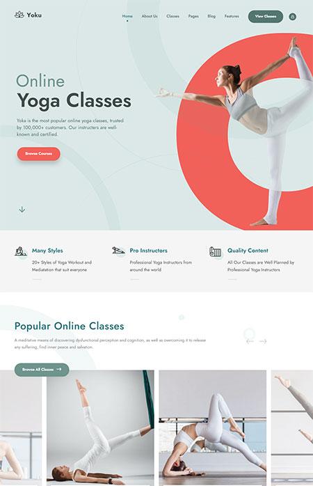 Yoku-Yoga-Studio-WordPress-Theme