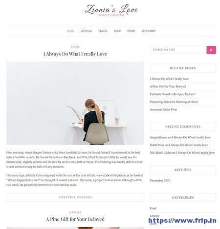 Zinnias-Lite-WordPress-Blog-Theme