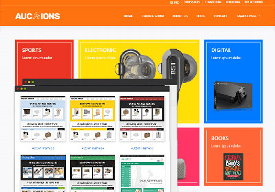auction-wordpress-theme