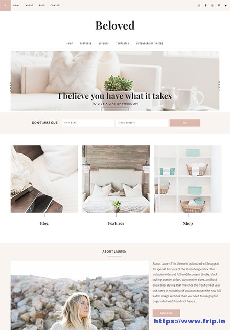 beloved-blogger-wordpress-theme
